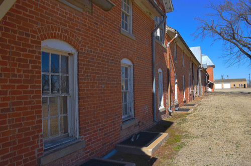 Fort Reno Commissary HDR