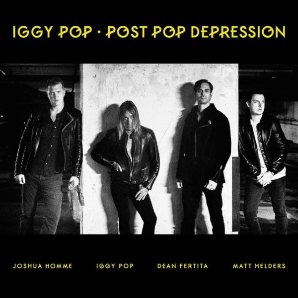 Iggy Pop - Post Pop Depression