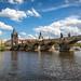 Charles Bridge by Aaron Miller - Postcard Intellect