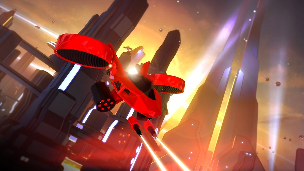 Battlezone on PlayStation VR