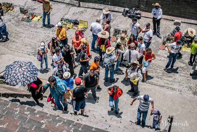 Teotihuacan II, Mexico (2015)