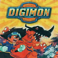 Digimon CD no Chile