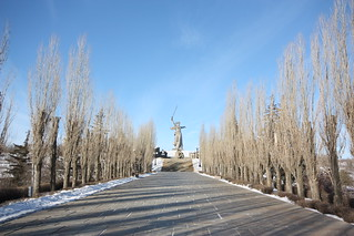 The Motherland Calls Monument