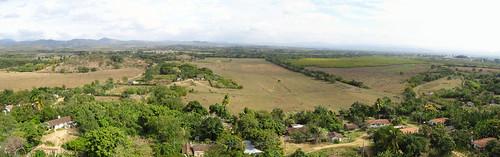 La Valle de los Ingenios: vue de la tour