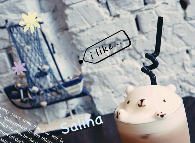 新竹下午茶立體拉花咖啡館羅塔仕