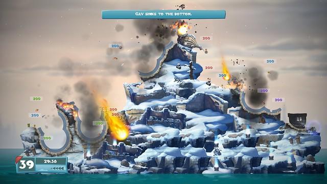 Worms W.M.D выйдет на PS4 в этом году