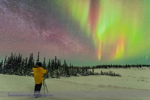 Aurora Photographer and Milky Way