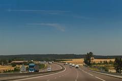Autoroute A31 - Selongey (France) - Photo of Boussenois