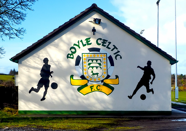 Boyle Celtic Clubhouse
