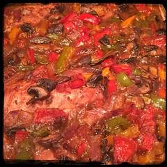 #Chicken #Cacciatore #homemade #CucinaDelloZio -