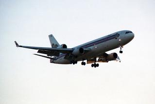 "Thai Airways International McDonnell Douglas MD-11 HS-TME  ""Pathumwan"""