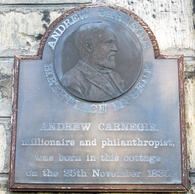 Andrew Carnegie Birthplace