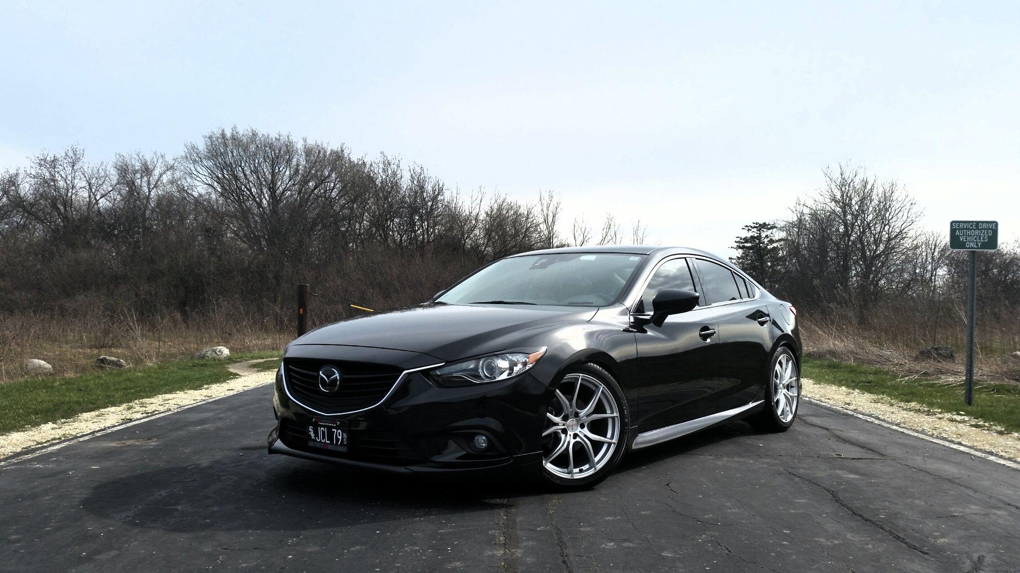 Mazda 6 Forum >> May 6otm Winner Mazda 6 Forums Mazda 6 Forum Mazda Atenza Forum