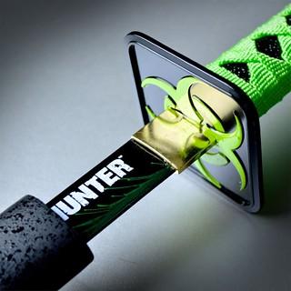 zombie-hunter-green-katana-ninja-samurai-sword
