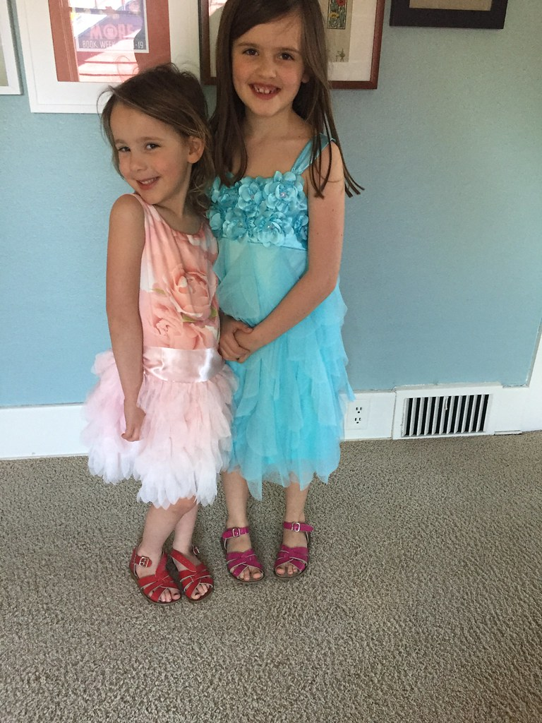 costco dresses. these two, i swear.