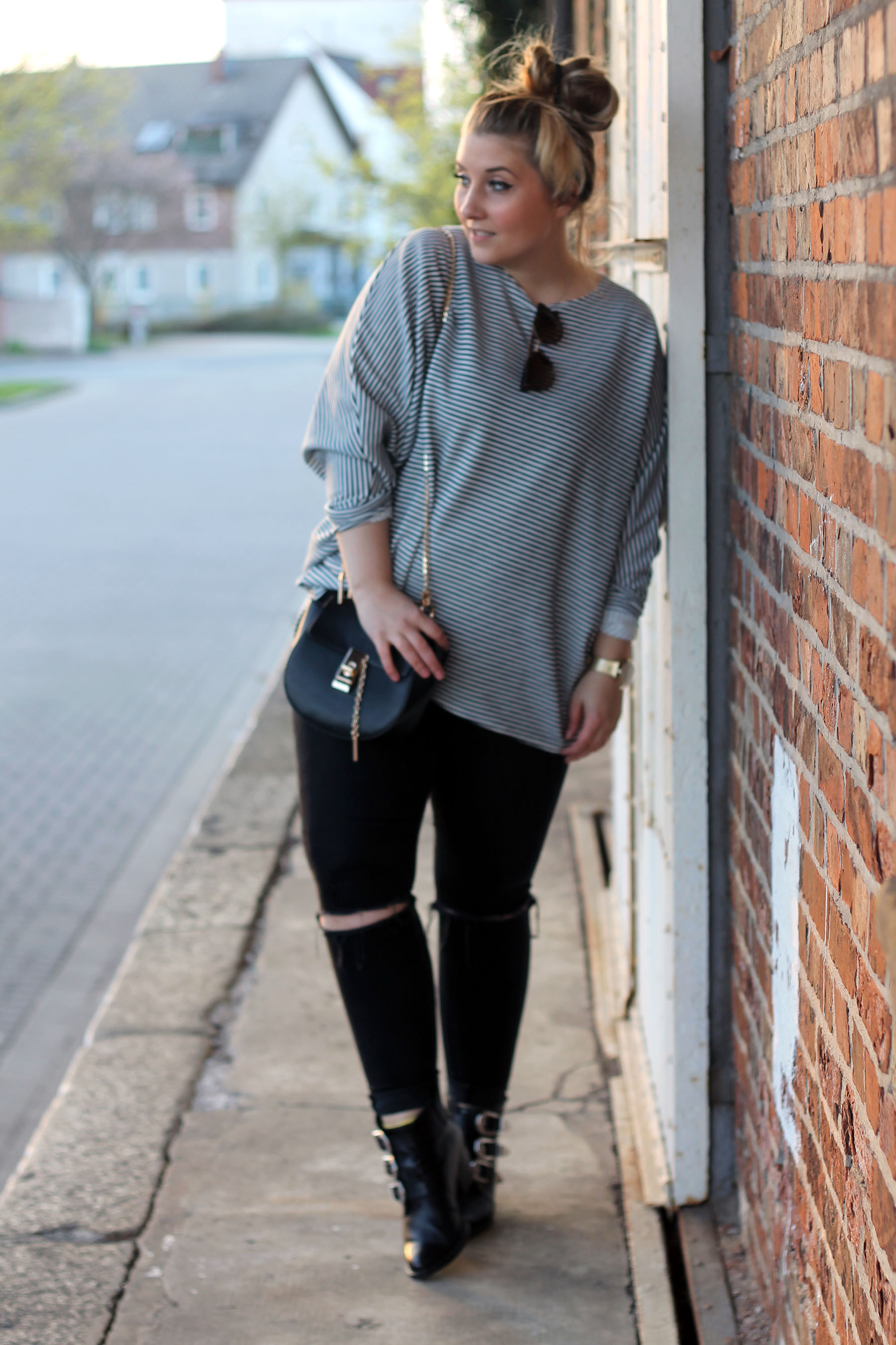 outfit-modeblog-tasche-chloe-drew-jeans-topshop-boots
