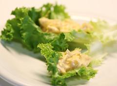 Egg Salad Wraps ~ Easter Sunday Appetizer