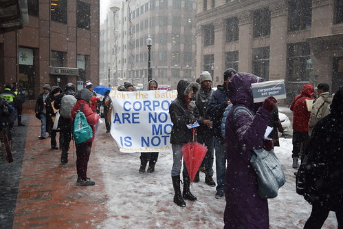 Boston #makeGEpay protest, 4/4/2016
