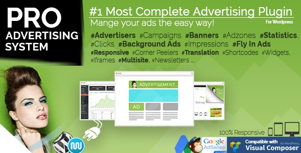 WP PRO Advertising System v4.6.20 - All In One Ad Manager