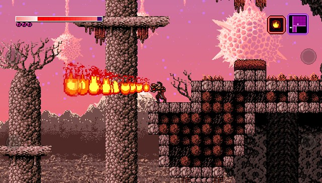 Axiom Verge Comes to PS Vita April 19