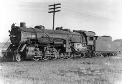CB&Q 2-10-2 Class M-3 6301