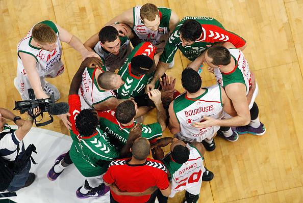Game 3 Playoff Euroleague. Panathinaikos-Laboral Kutxa Baskonia