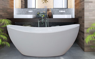 Standard Freestanding Bathtubs | Call 07 3852 6363