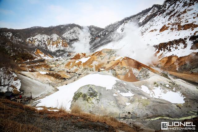 Photo:Winter in Hokkaido(Noboribetsu) - 68 By LIONEL-ARTS