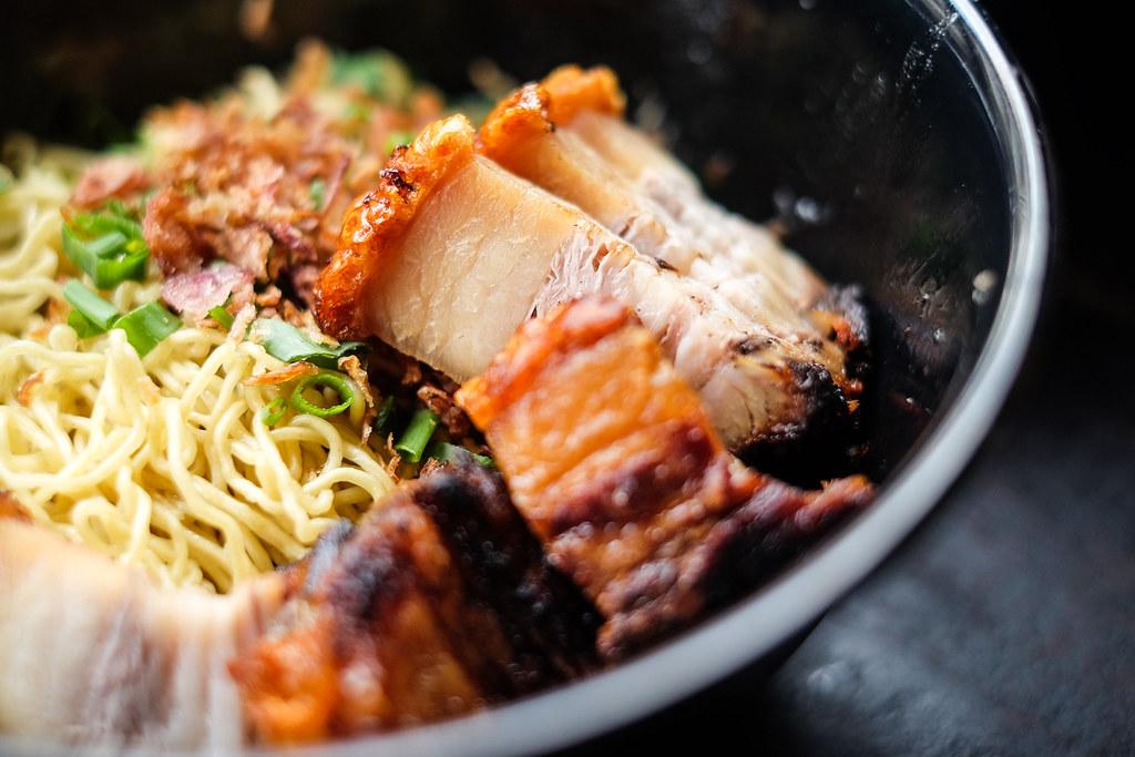 Wanton Seng's Noodle Bar: Siu Yok Noodle
