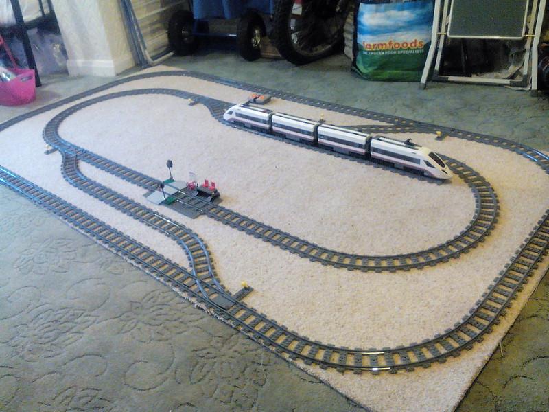 New Layout Attempt LEGO Train Tech Eurobricks Forums