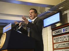 Governor Cuomo's Major Agenda Announcement