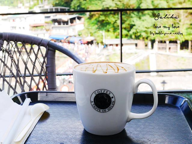 烏來景觀下午茶喝咖啡推薦海倫咖啡 (7)