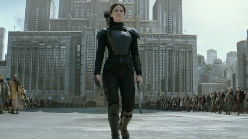 The Hunger Games - Mockingjay - Part II - screenshot 12