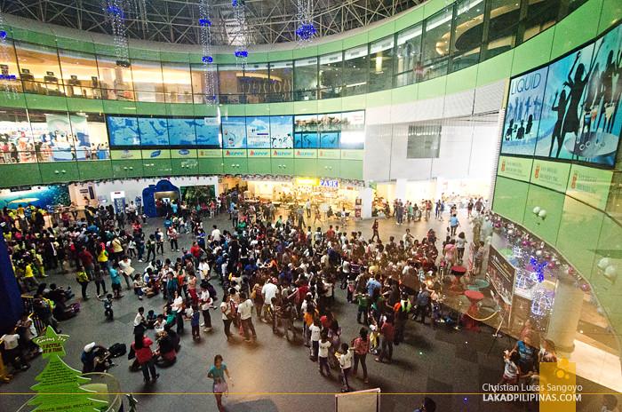 Manila Ocean Park Lobby