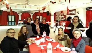 Mensa sociale Casamassima 2016 Anche l'Assessore Lioce ha partecipato all'evento sociale