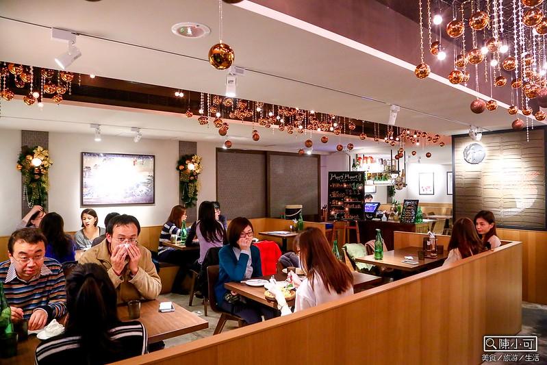 【台北國父紀念館美食餐廳】美味料理「和Nagomi Pasta 日式和風義大利麵」。適合家庭聚餐/同事聚餐/尾牙推薦/重要節日聚餐推薦