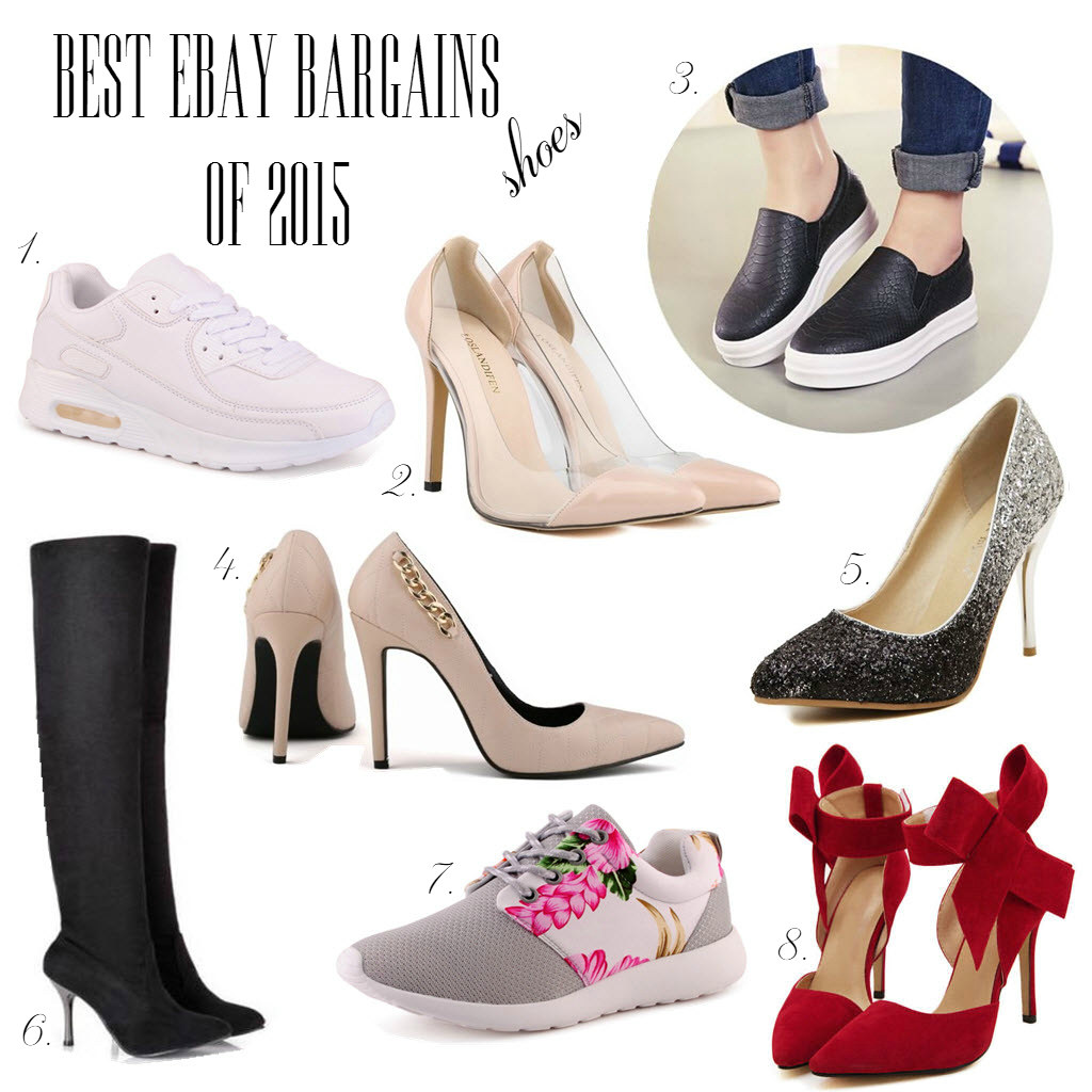 Best Ebay shoes of 2015