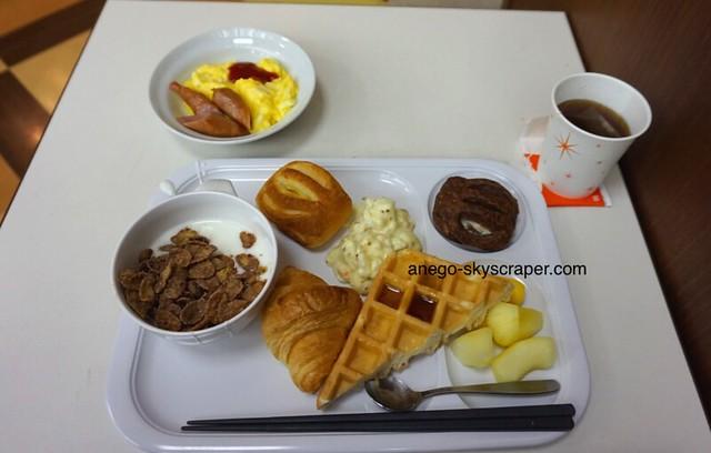 コンフォート博多 朝食