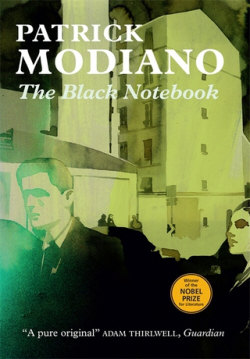 The Black Notebook by Patrick Modiano