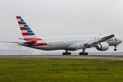 American Airlines   Boeing 777-300ER @ GRU