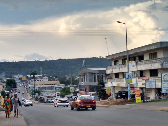 City of Ho, Volta Region Ghana