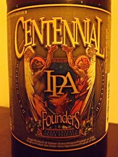 Founders, Centennial IPA, USA
