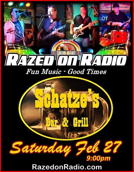 Razed On Radio 2-27-16