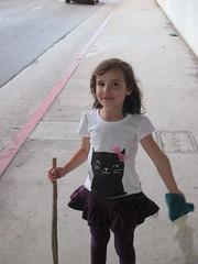 Strolling in Pasadena