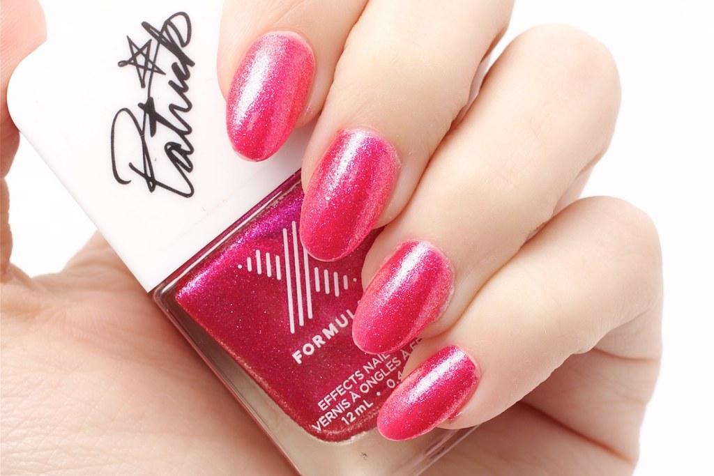 Formula X #ColorCurators: Patrick Starrr Edition Nail Polish