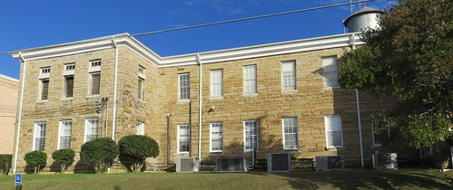 Winston County Courthouse and Jail (Double Springs, Alabama)