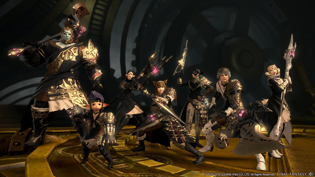 Final Fantasy XIV Patch 3.2