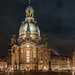 Frauenkirche Dresden - Church of  our lady by dronepicr