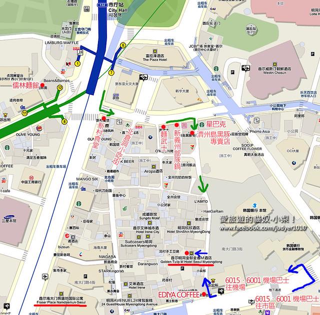 市廳地圖1