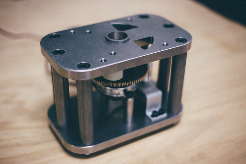 Telescope Gear Box
